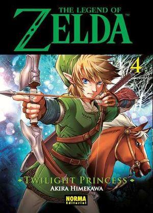 THE LEGEND OF ZELDA: TWILIGHT PRINCESS #04