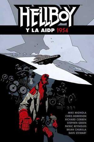 HELLBOY #22. HELLBOY Y LA AIDP 1954