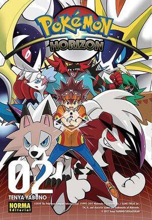 POKEMON HORIZON #02