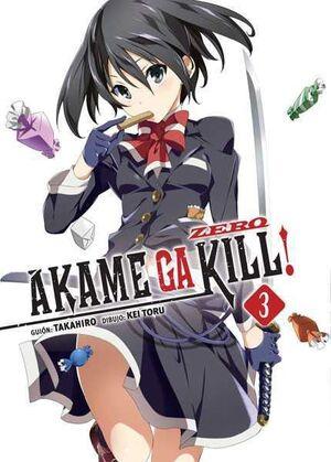AKAME GA KILL!: ZERO #03