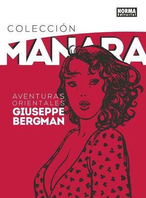 COLECCION MANARA #06. AVENTURAS ORIENTALES DE GIUSEPPE BERGMAN