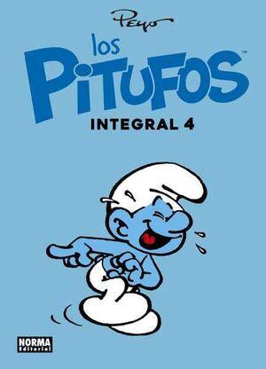 LOS PITUFOS. INTEGRAL #04
