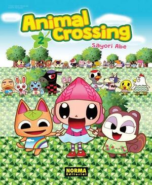 ANIMAL CROSSING #02