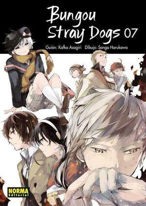 BUNGOU STRAY DOGS #07