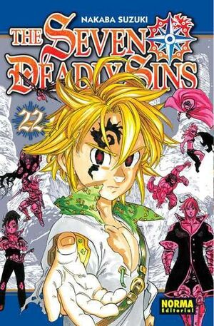 THE SEVEN DEADLY SINS #22
