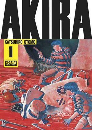 AKIRA #01. EDICION ORIGINAL