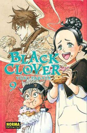 BLACK CLOVER #09