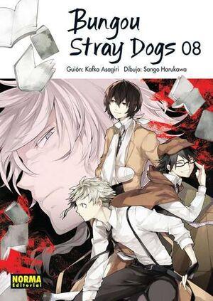 BUNGOU STRAY DOGS #08