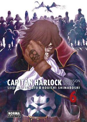 CAPITAN HARLOCK: DIMENSION VOYAGE #06