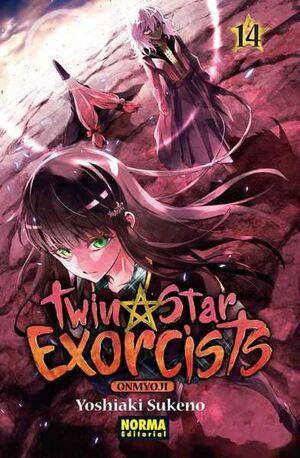 TWIN STAR EXORCISTS: ONMYOUJI #14