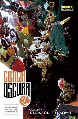 CIENCIA OSCURA #07 LA EXTINCION ES LA NORMA