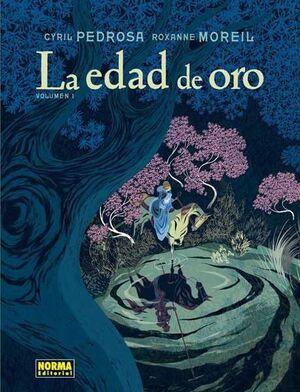 LA EDAD DE ORO #01