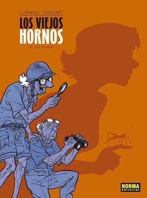 LOS VIEJOS HORNOS #04. LA MAGA