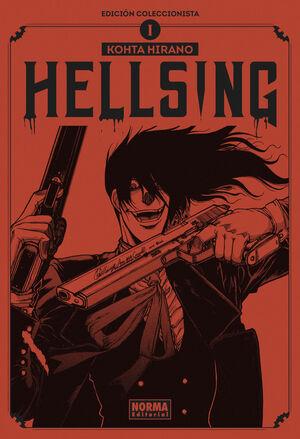 HELLSING #01 (EDICION COLECCIONISTA)