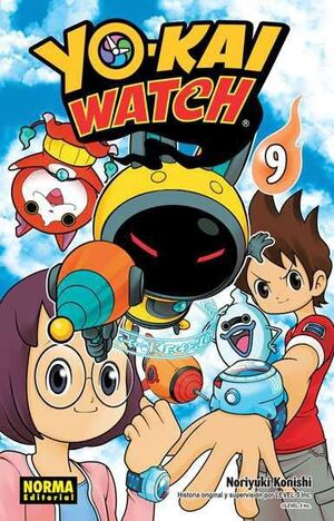 YO-KAI WATCH #09