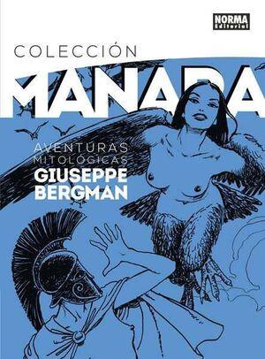 COLECCION MANARA #07. AVENTURAS MITILOGICAS DE GIUSEPPE BERGMAN