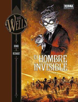 H.G. WELLS #03. EL HOMBRE INVISIBLE