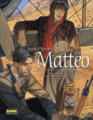 MATTEO #04. CUARTA EPOCA (AGOSTO-SEPTIEMBRE 1936)
