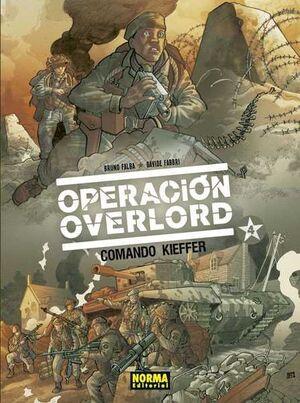 OPERACION OVERLORD #04. COMANDO KIEFFER