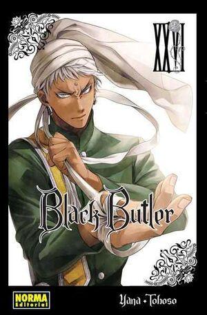 BLACK BUTLER #26