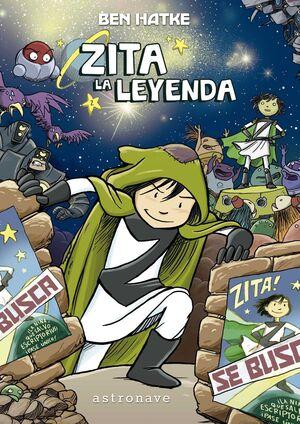 ZITA #02. LA LEYENDA