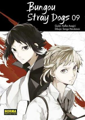 BUNGOU STRAY DOGS #09