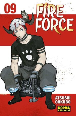 FIRE FORCE #09