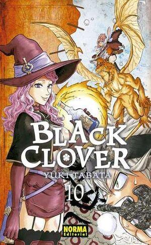 BLACK CLOVER #10