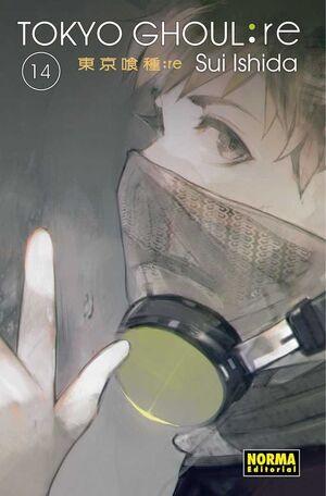 TOKYO GHOUL:RE #14