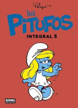 LOS PITUFOS. INTEGRAL #05