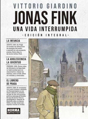 JONAS FINK: UNA VIDA INTERRUMPIDA. INTEGRAL EDICION ESPECIAL CON DVD
