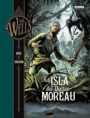 H.G. WELLS #04. LA ISLA DEL DOCTOR MOREAU