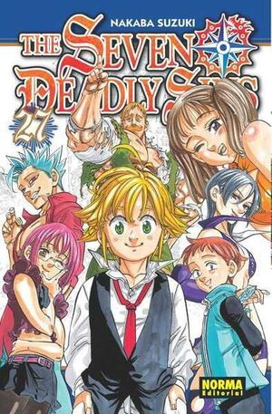 THE SEVEN DEADLY SINS #27