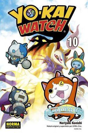 YO-KAI WATCH #10