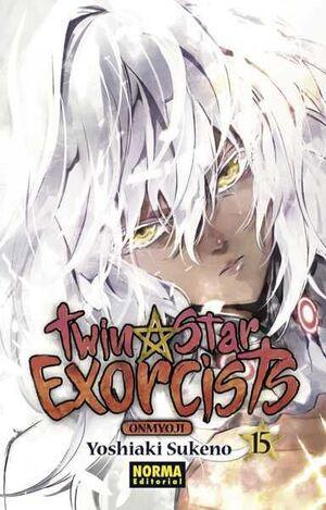 TWIN STAR EXORCISTS: ONMYOUJI #15