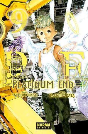 PLATINUM END #09