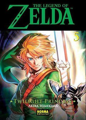 THE LEGEND OF ZELDA: TWILIGHT PRINCESS #05