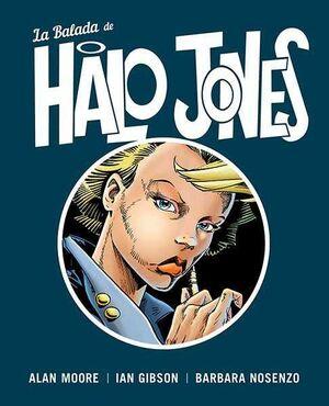 LA BALADA DE HALO JONES (CARTONE)