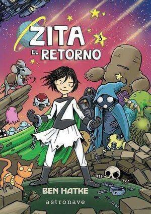 ZITA #03. EL RETORNO