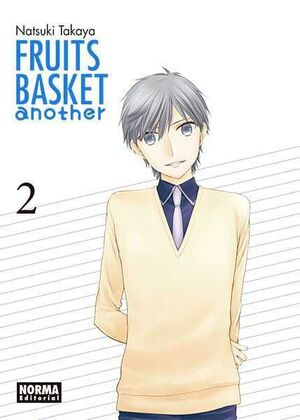 FRUITS BASKET ANOTHER #02