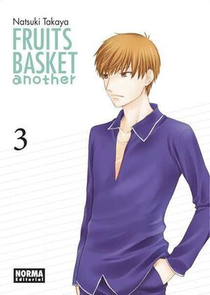 FRUITS BASKET ANOTHER #03