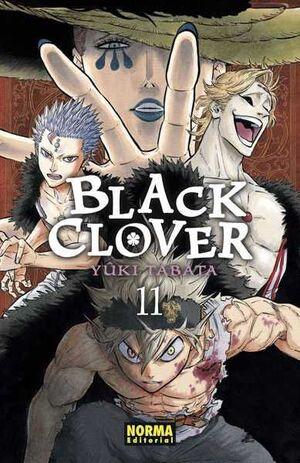 BLACK CLOVER #11