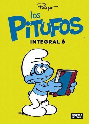 LOS PITUFOS. INTEGRAL #06