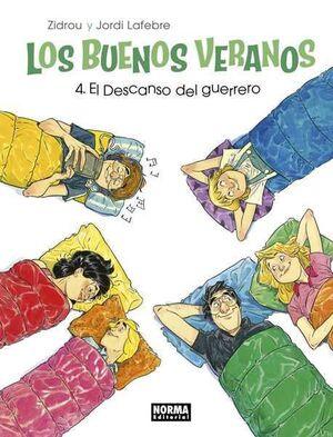LOS BUENOS VERANOS #04. EL DESCANSO DEL GUERRERO