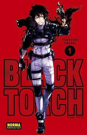 BLACK TORCH #01