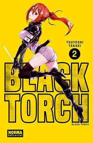 BLACK TORCH #02