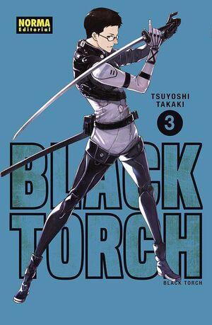 BLACK TORCH #03