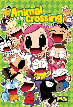 ANIMAL CROSSING #04