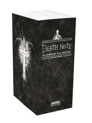DEATH NOTE. EDICION INTEGRAL