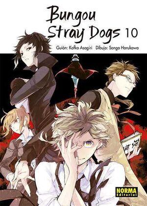 BUNGOU STRAY DOGS #10